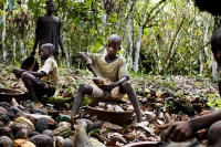 child labour and slavery in production of chocolates